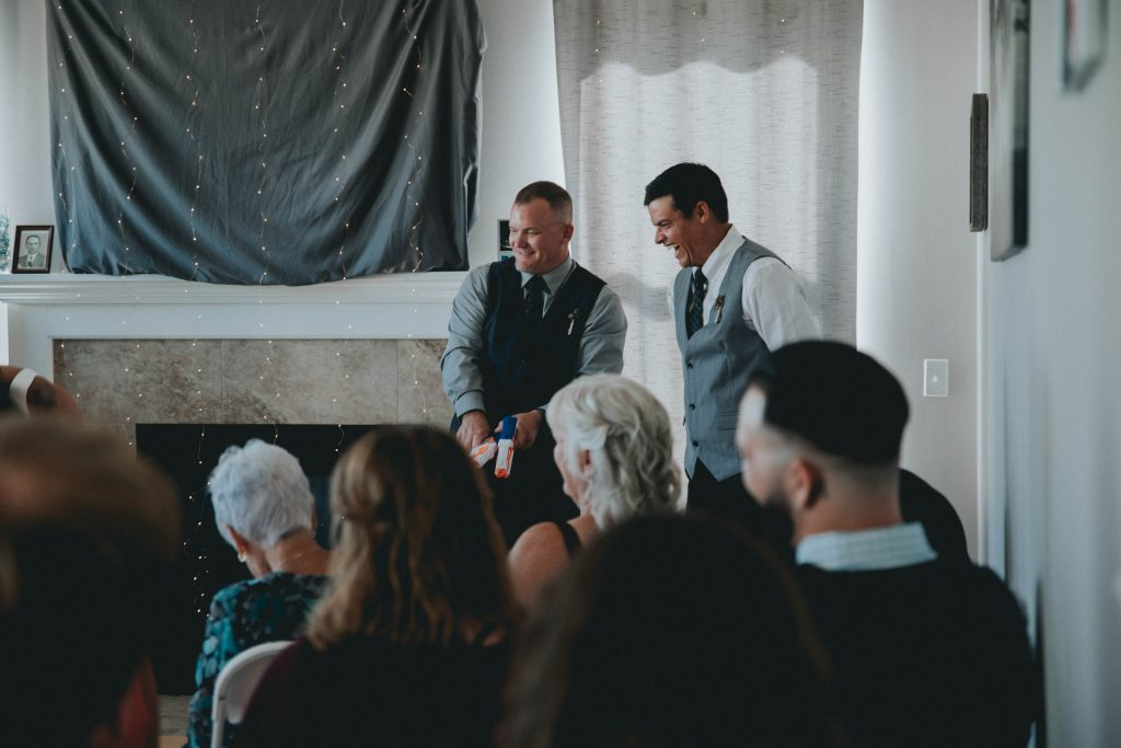 michigan home wedding