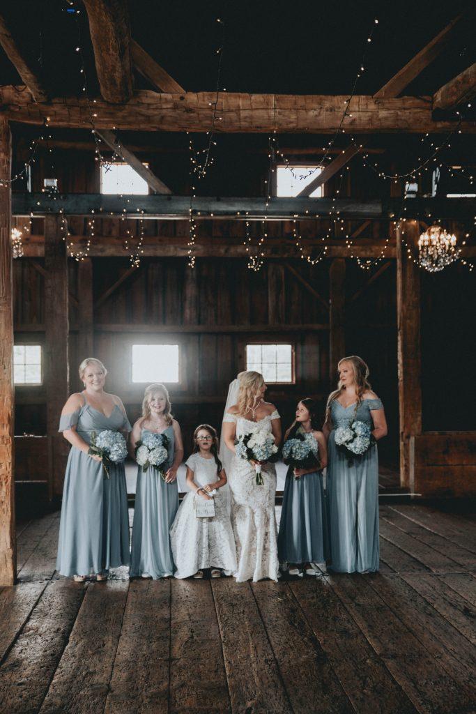 The Valley Barn Wedding